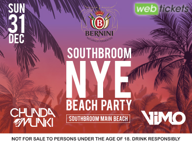 Southbroom New Years Eve 2017