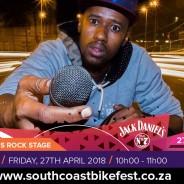 South Coast Bike Fest Rock Stage